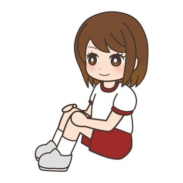 【画像】 深田恭子がミニスカはいて体育座り