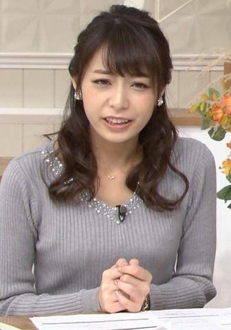 宇垣アナが可愛すぎて出勤の準備が滞る