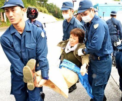 沖縄に来た韓国人牧師が『世にも醜悪な絶望的光景』を晒し物にした模様。色々な意味で狂っている