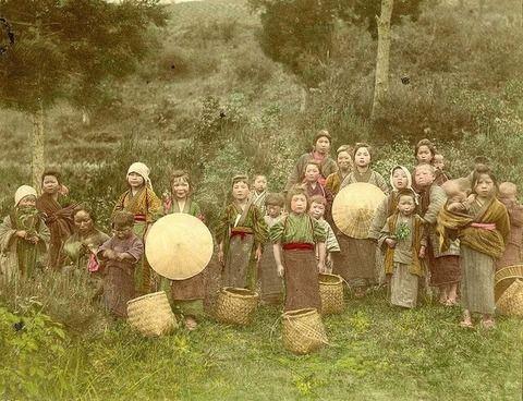 江戸時代84%は農民 あなたの先祖も農民?