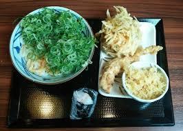 丸亀製麺 「ネギはどれだけ食ってもいい。うどん注文しなくていい」