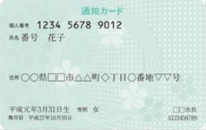 【速報】マイナンバー「通知カード」廃止へ!!!!!!!
