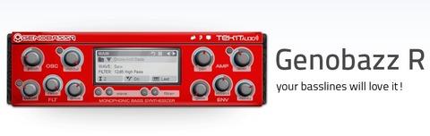 ハード系 音作り 使いやすい フリーモノベースシンセ(win,VSTi対応)
