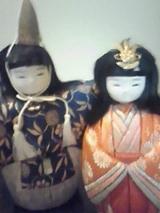 母の雛人形