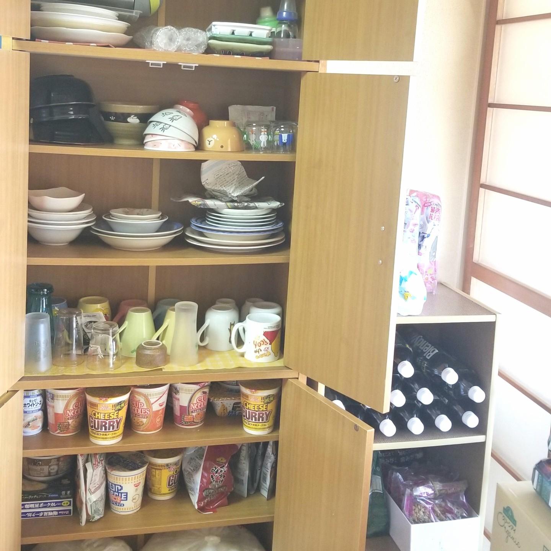 キッチン大掃除,食器棚の整理収納,家具,綺麗に開運アップUP,運気上昇