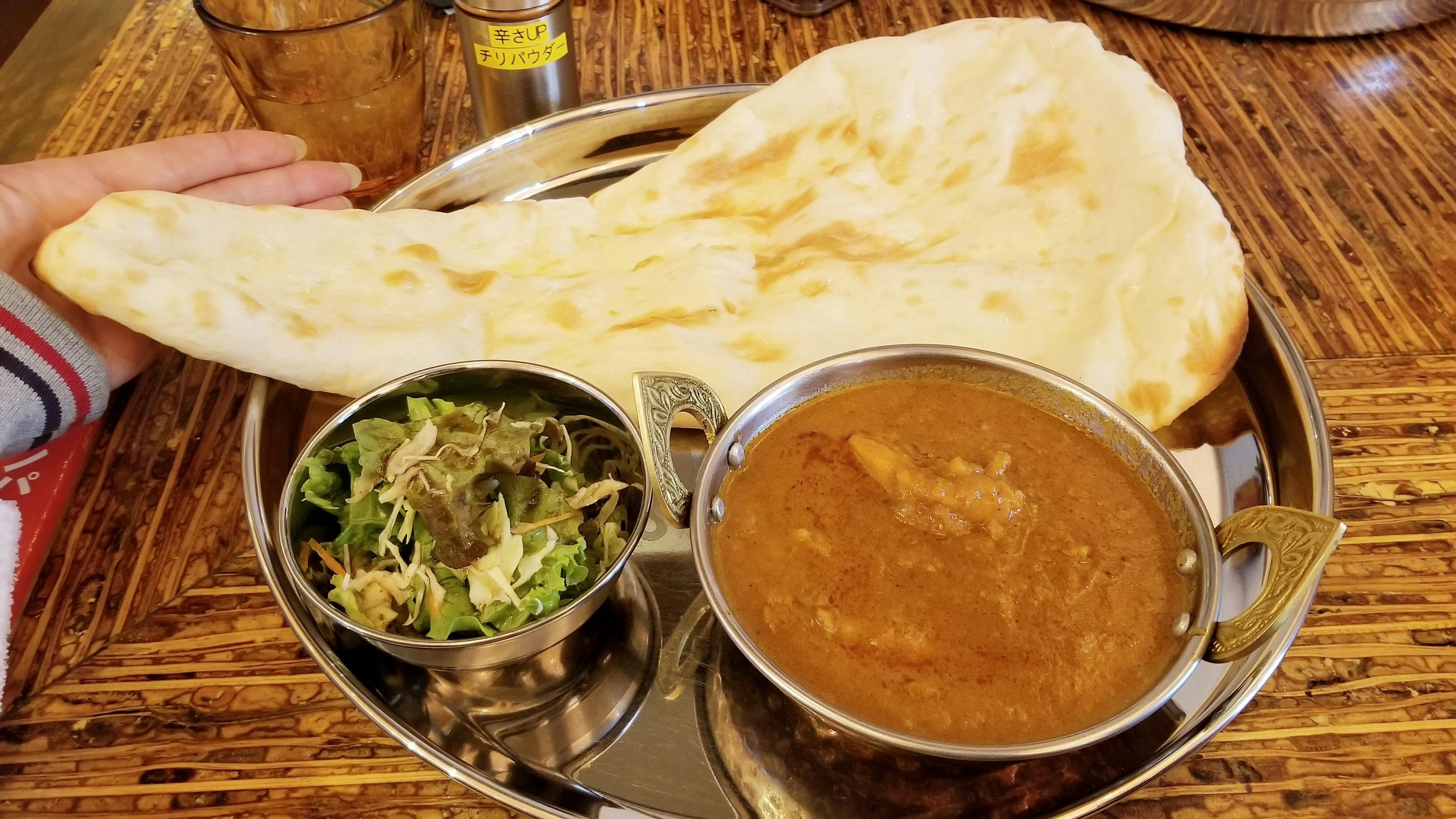 愛媛県ランチパスポート巡りブログ食べログインドカレー安いお得