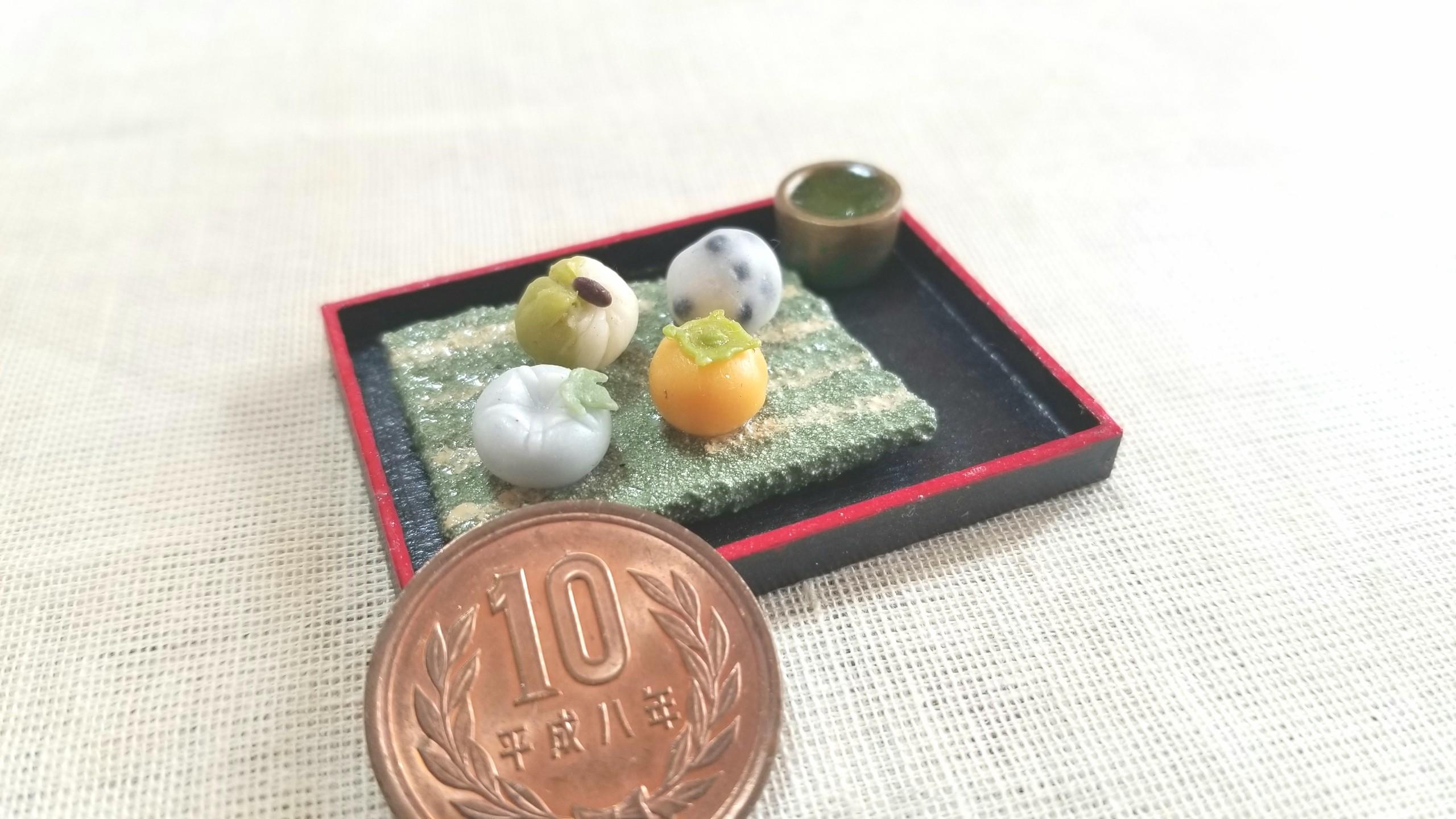 ミニチュアフード,かわいいオビツ11,ドール用小物,おすすめおもちゃ
