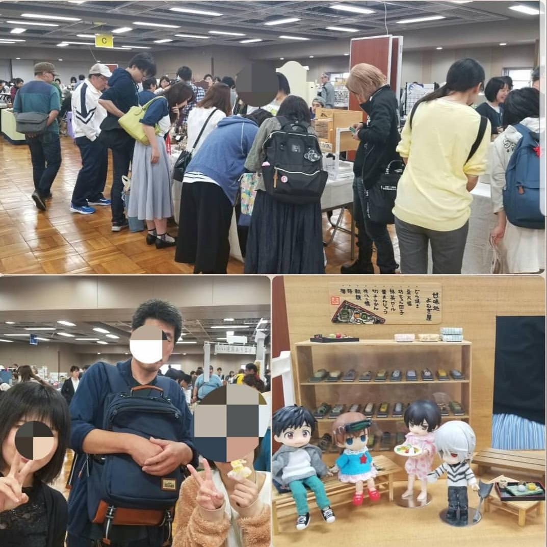 東京ドールハウスミニチュアショウ,ミニチュアフード,ドール撮影会