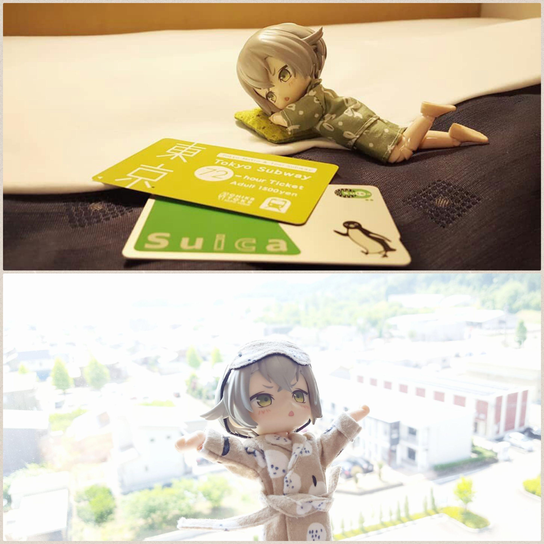 朝だおはよう,癒される旅,観光旅行の記念写真,日本全国,刀剣男士蛍丸