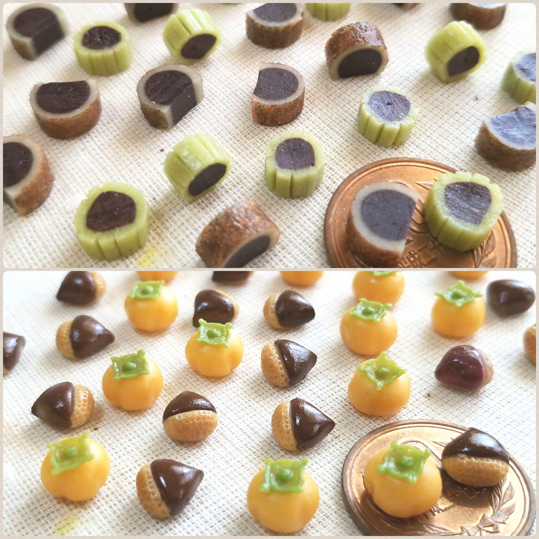 和菓子好き,生菓子,大好物,美味しそう,アート,ミニチュアフード,可愛