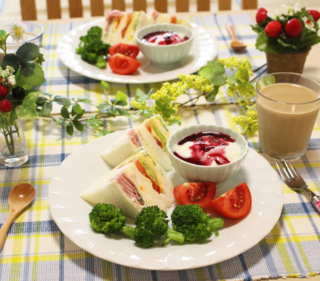 美味しいもの日記,理想的な朝ご飯,モーニングセット,豪華,食べたい