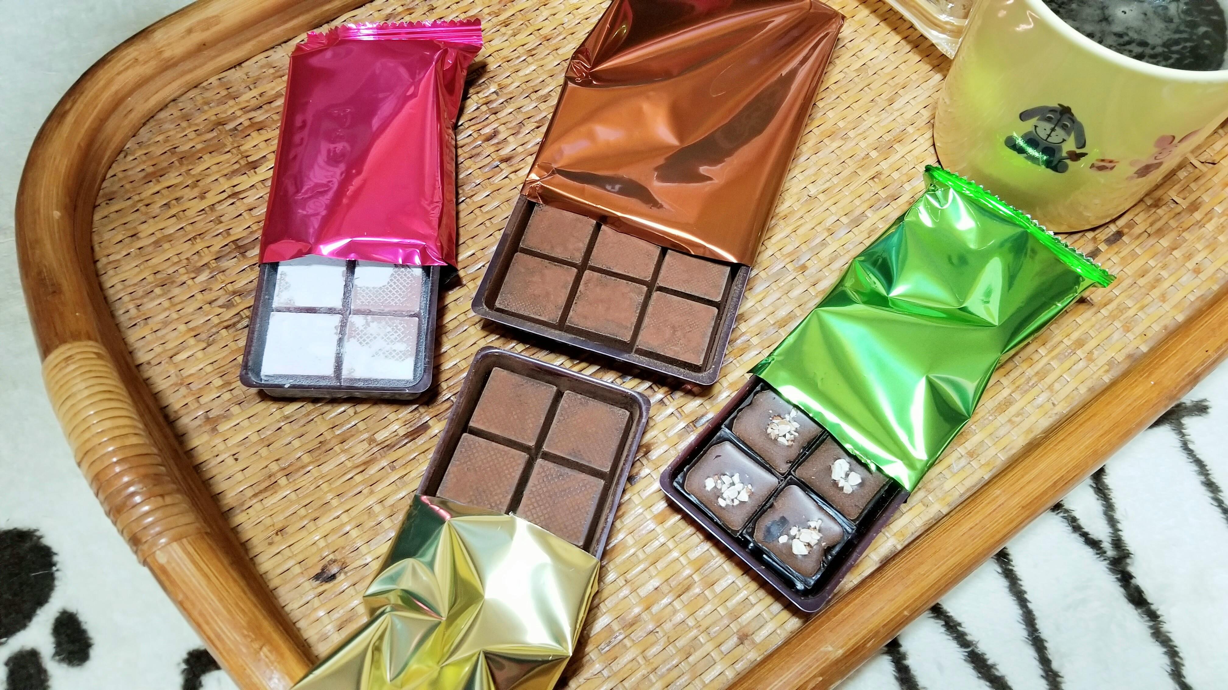 おいしい半生チョコレートココアパウダー豊富な種類コスパ良い