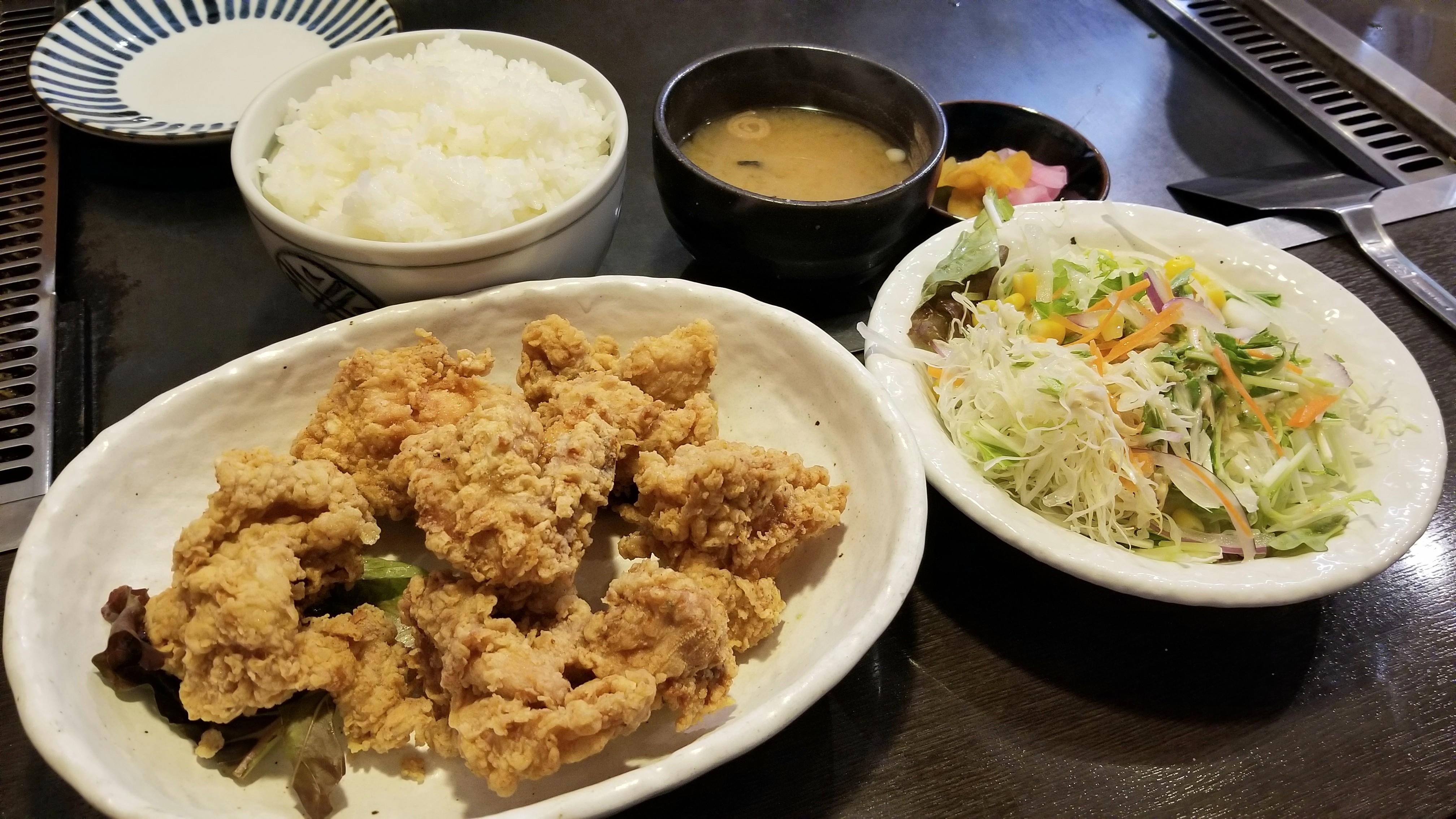 愛媛県松山市お好み焼き屋からあげ美味しいおすすめランチ人気有名店