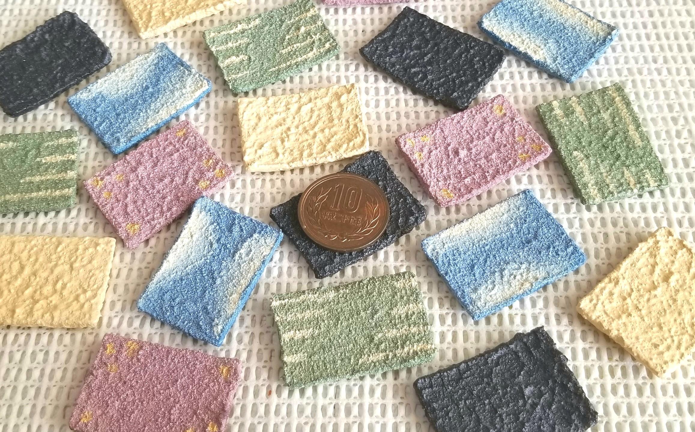 ミニチュアフード,陶器風,和食器,お皿,樹脂,石粉,石塑粘土,ハンド