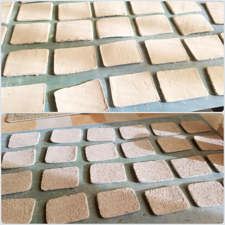 陶器風和食器の作り方,石塑粘土,ミニチュア,フェイクフード,食玩