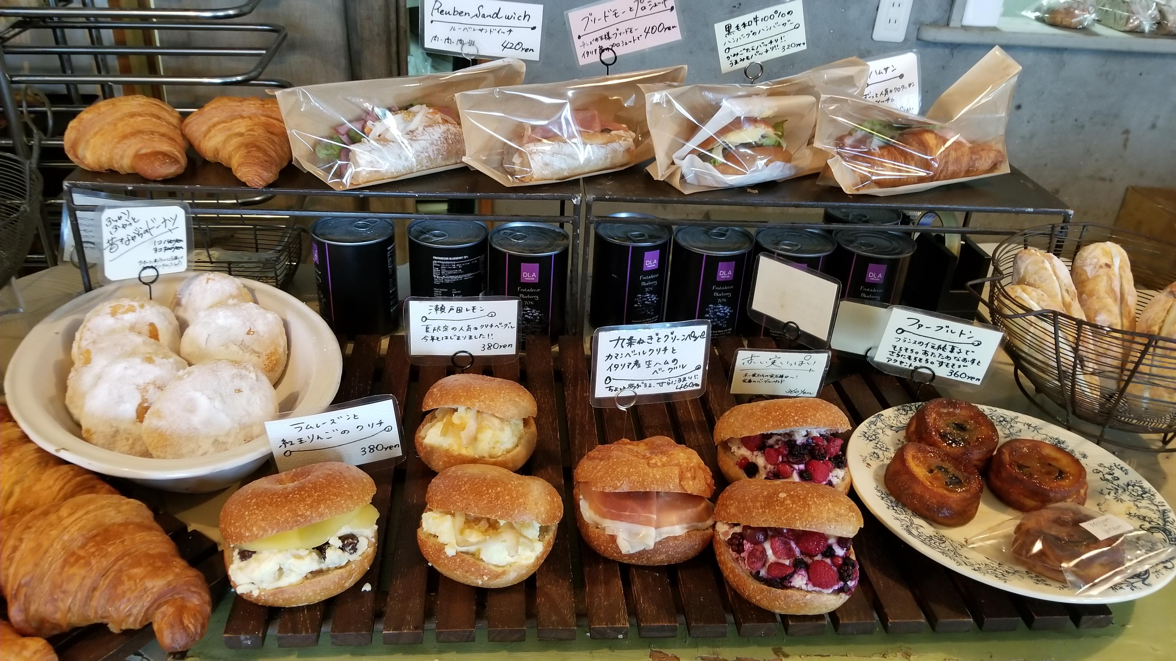 愛媛県松山市おいしいおすすめ人気辻パン屋穴場ぐるめ巡り大好きな
