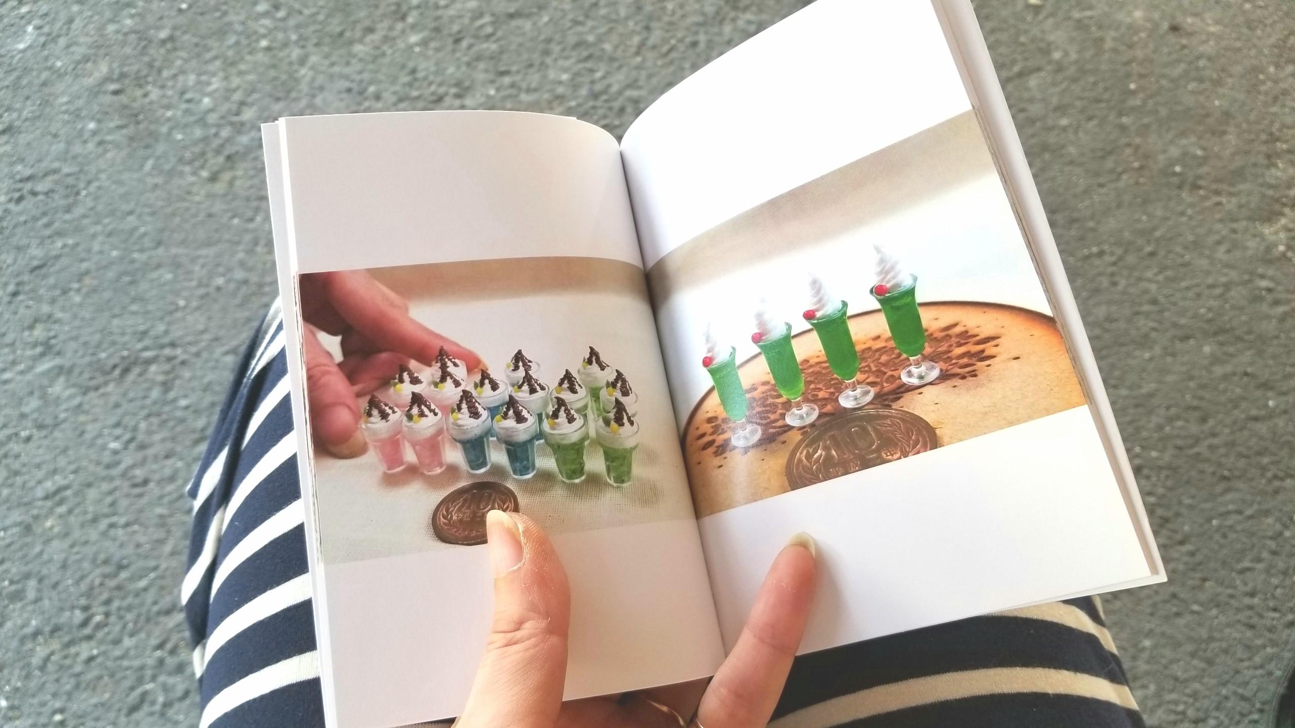 Yomogi's Happiness,ミニチュアフード,フォトブック,思い出の品