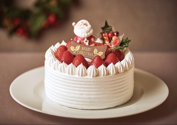 クリスマスいちごのデコレーションケーキ,豪華おしゃれ,買いたい
