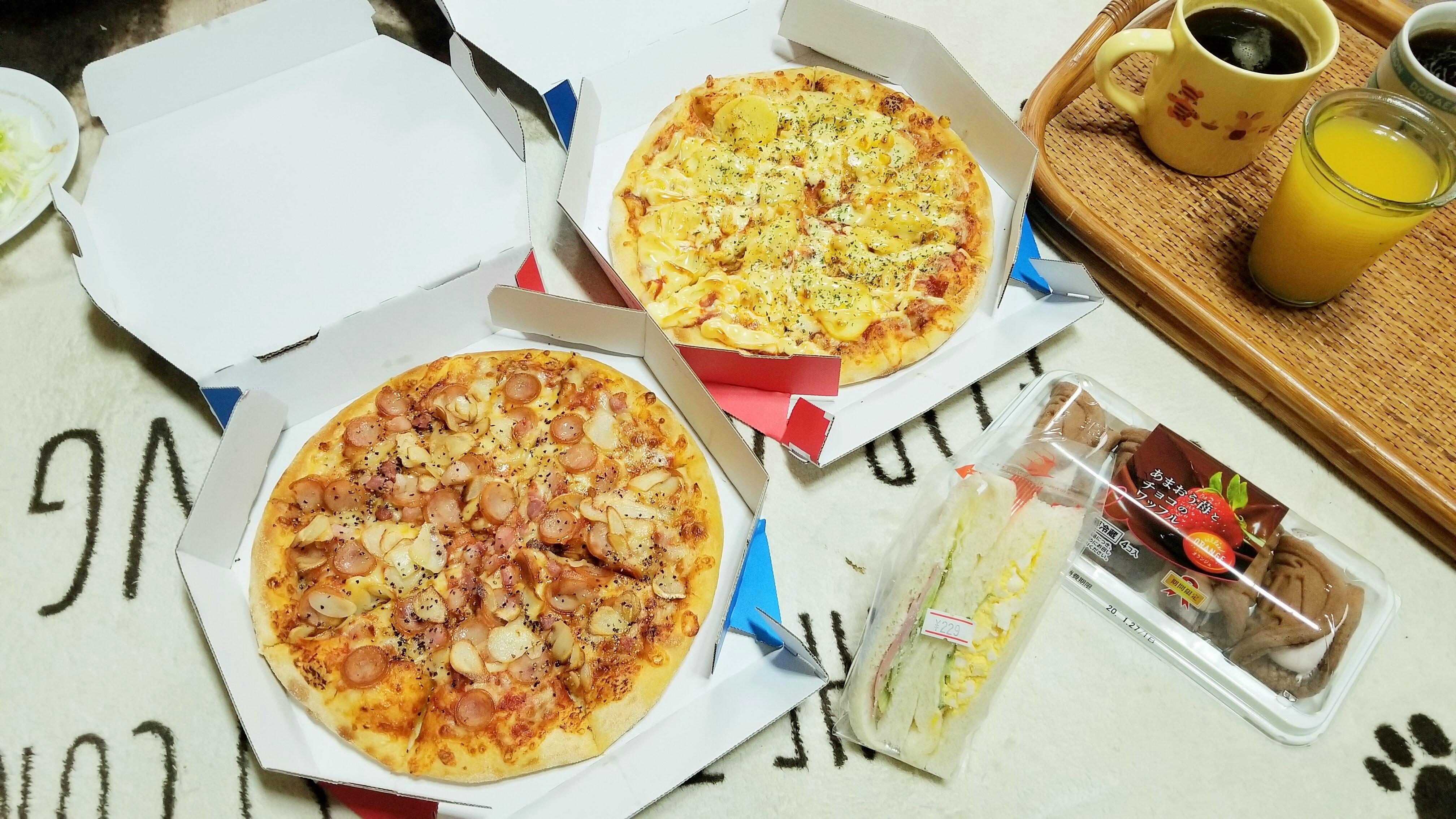 松山高い具飯テロピザ宅配太るダイエットlサイズ何人前半額クーポン