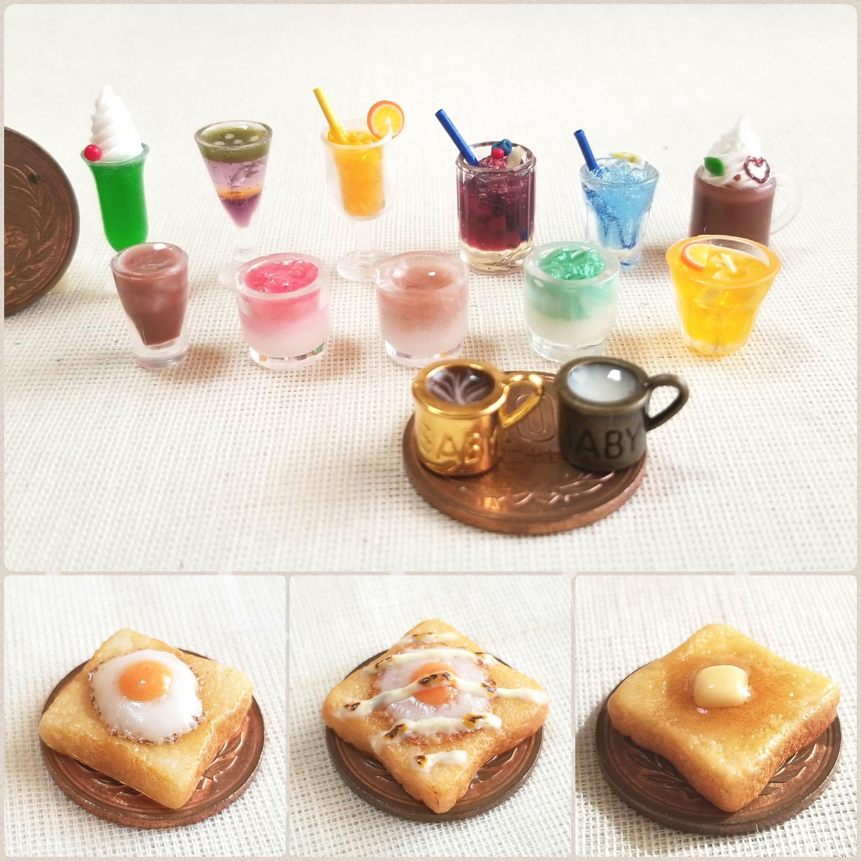 よもぎのミニチュアフードブログ,おいしいパン,ミンネ,ドール小物