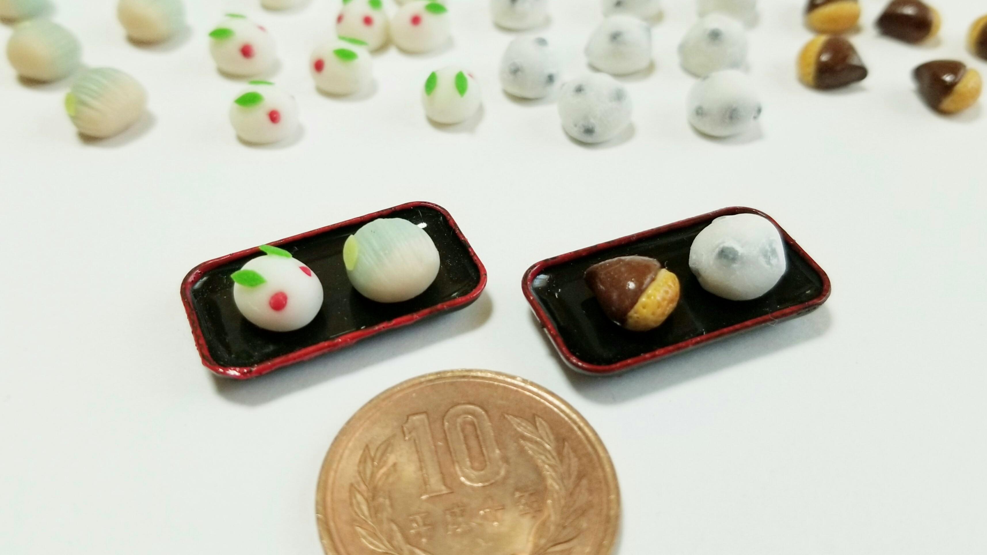 ミニチュアフード樹脂粘土ミンネ販売中人気おすすめ商品和菓子ブログ