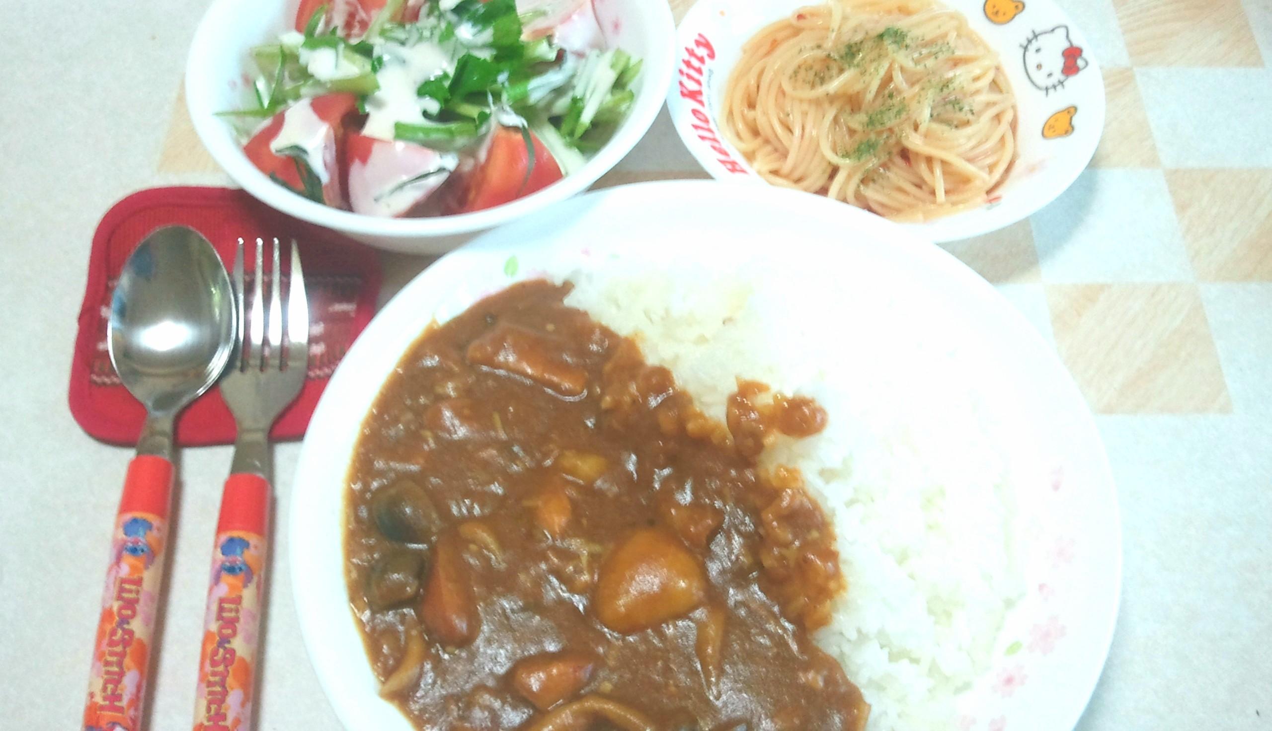 美味しいカレー,愛媛県松山市,定食屋パール,学生向け食堂,線筋筋痛症