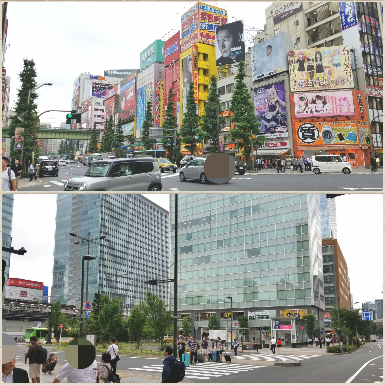 東京秋葉原,母と二人でぶらり旅,ドール探し,観光,旅行,オタクの聖地