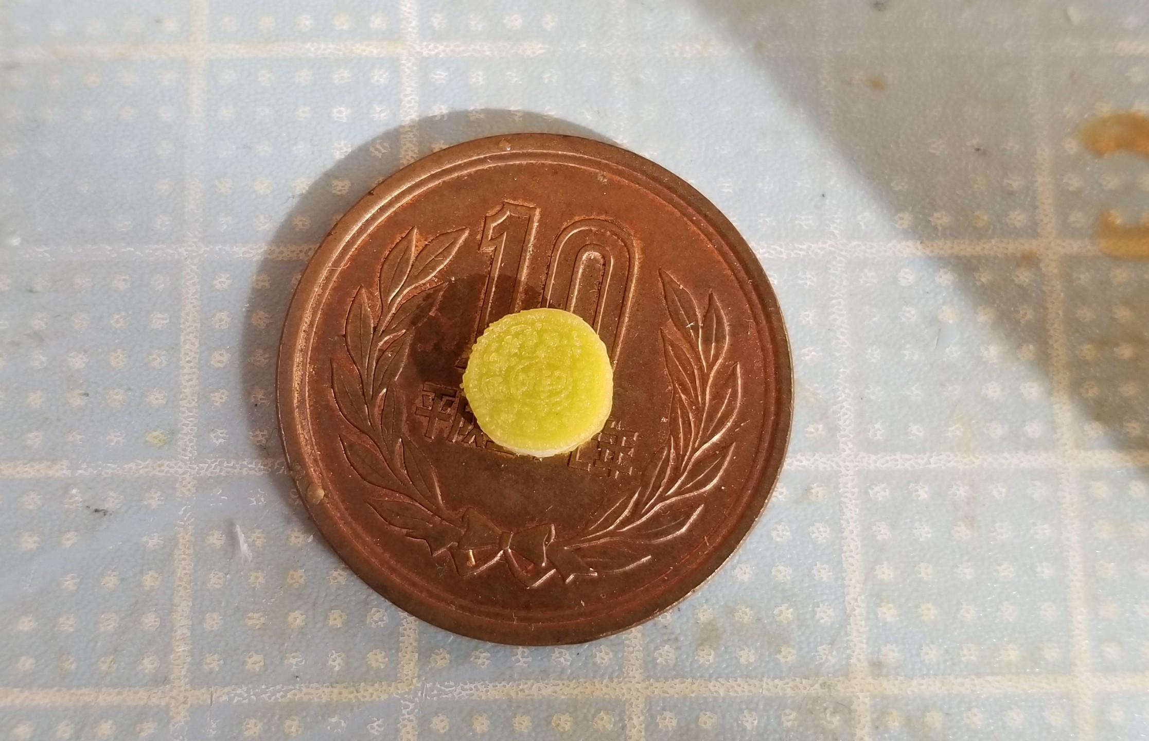 オレオ, ミニチュアフード, 樹脂粘土, オビツ, ブライス