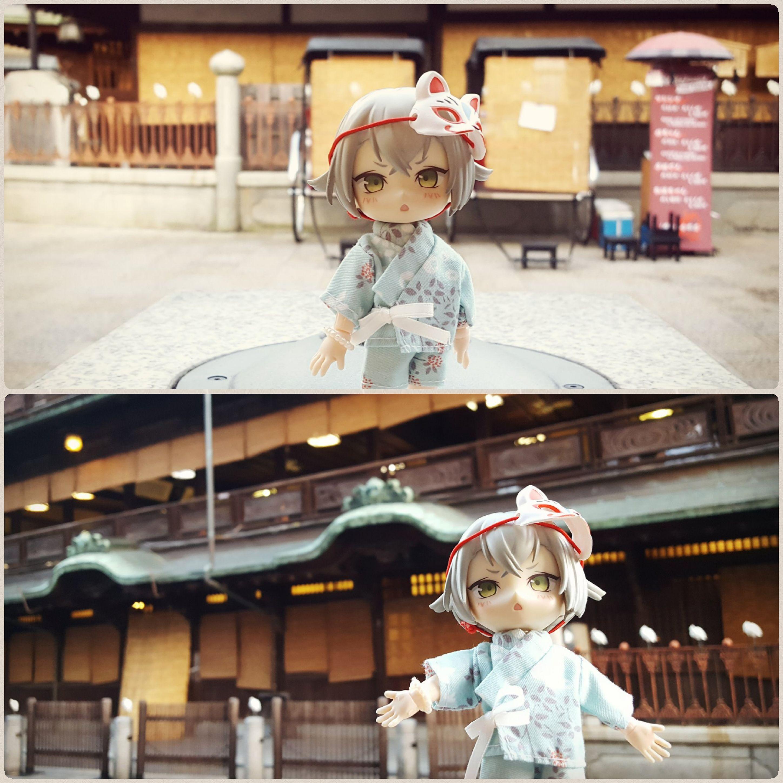 ドールとオーナー,日本旅行,愛媛県松山市道後,温泉旅行,楽しかった
