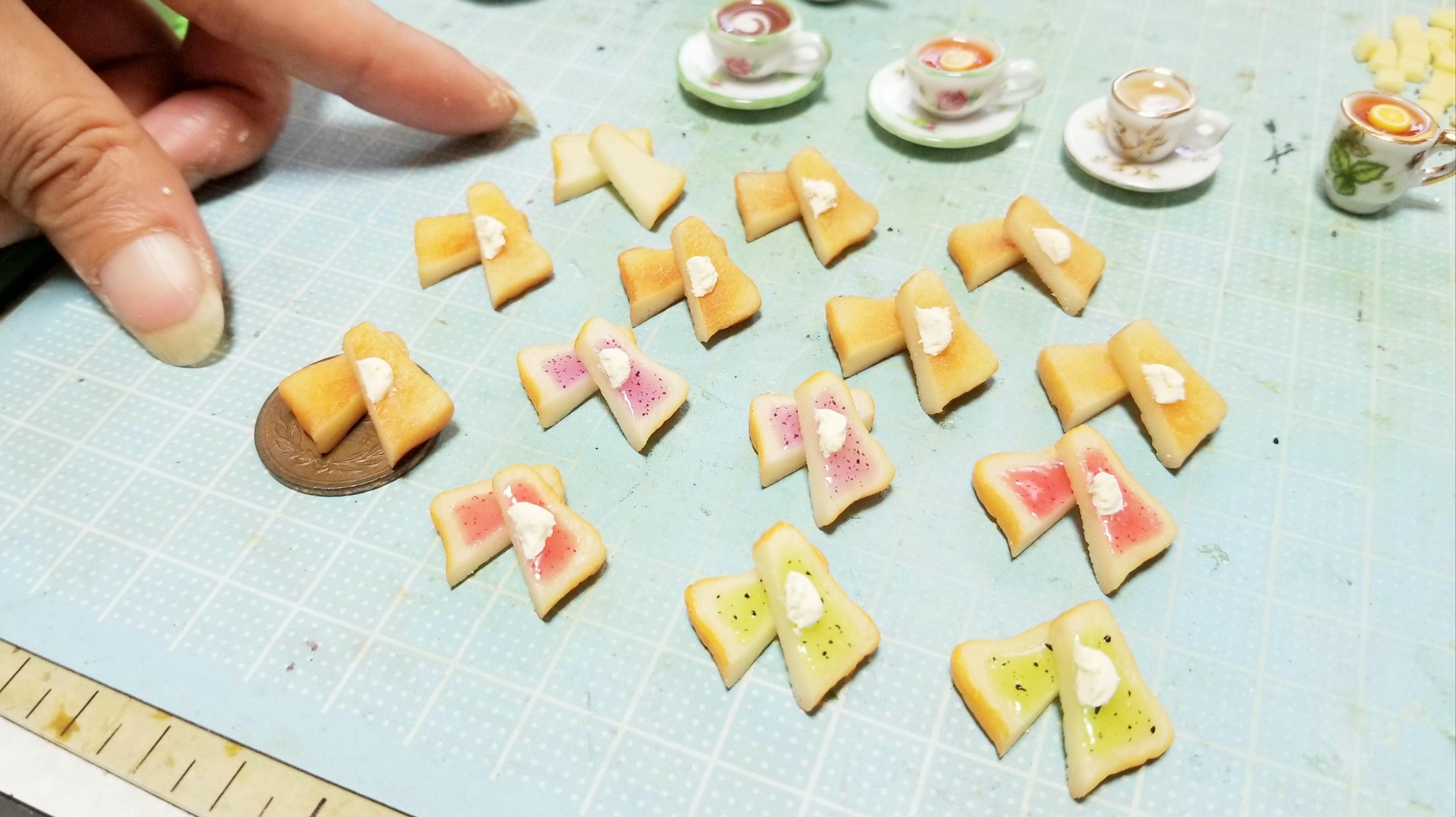 おいしい人気の有名な食パン屋ジャムバタートーストアレンジかわいい