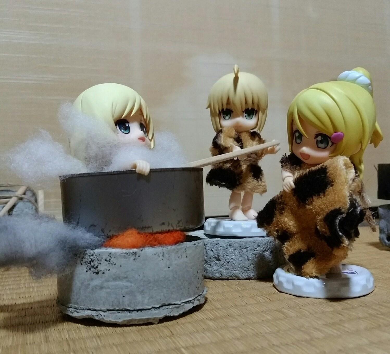 アリス,かわいいキューポッシュブレンズ,お風呂に入る,ドール遊び