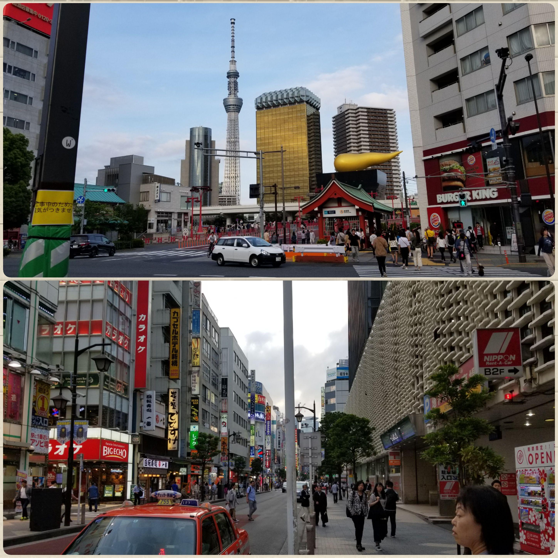 東京浅草駅,新橋,ガード下周辺の飲み屋街,金うんこビル,アサヒビール