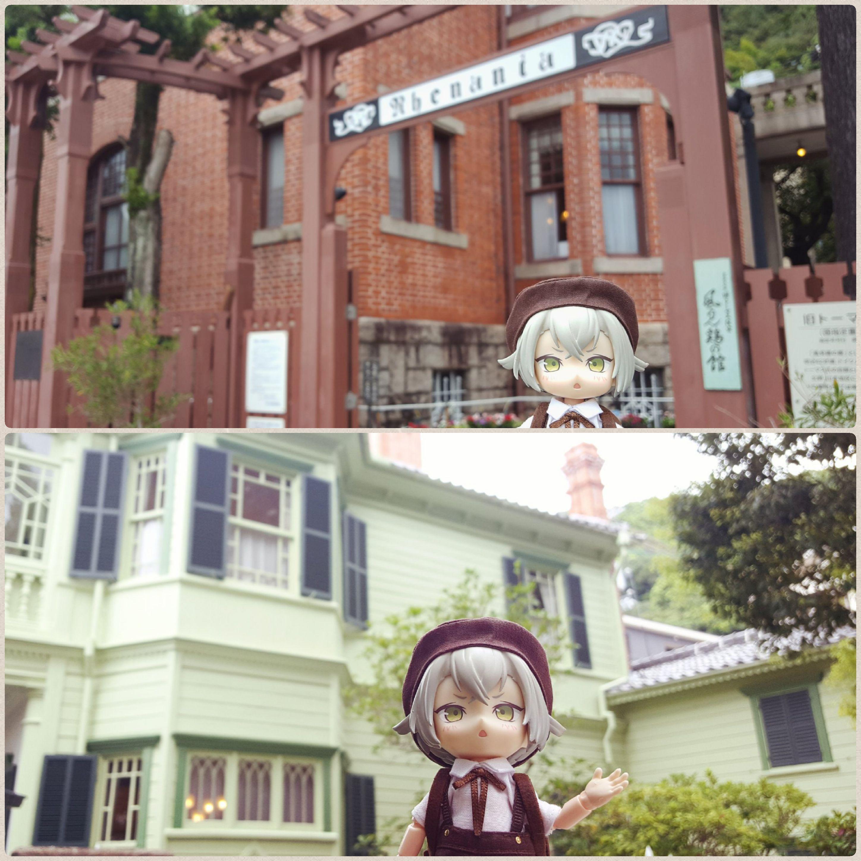 ドール撮影,観光旅行の記念写真,日本全国,楽し一周超絶幸せハッピー