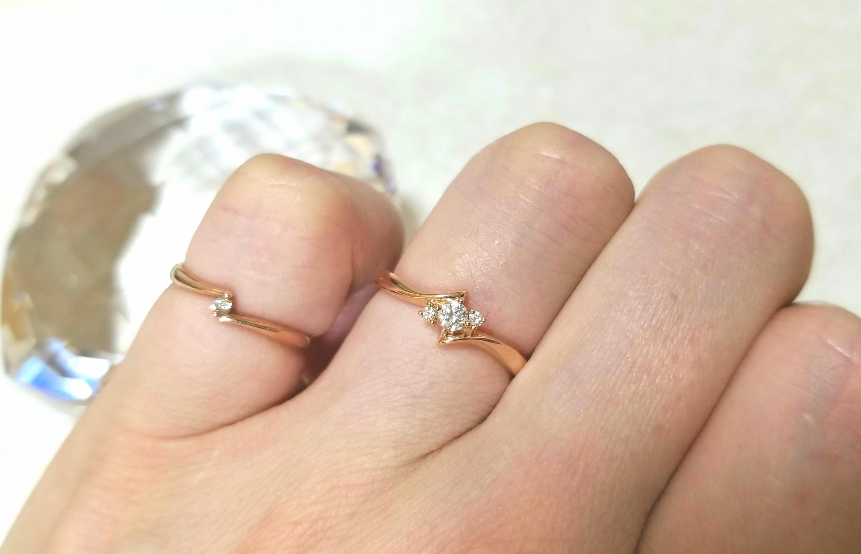 彼氏からのプレゼント,嬉しいお守り,ダイヤの指輪,大切なもの,身に