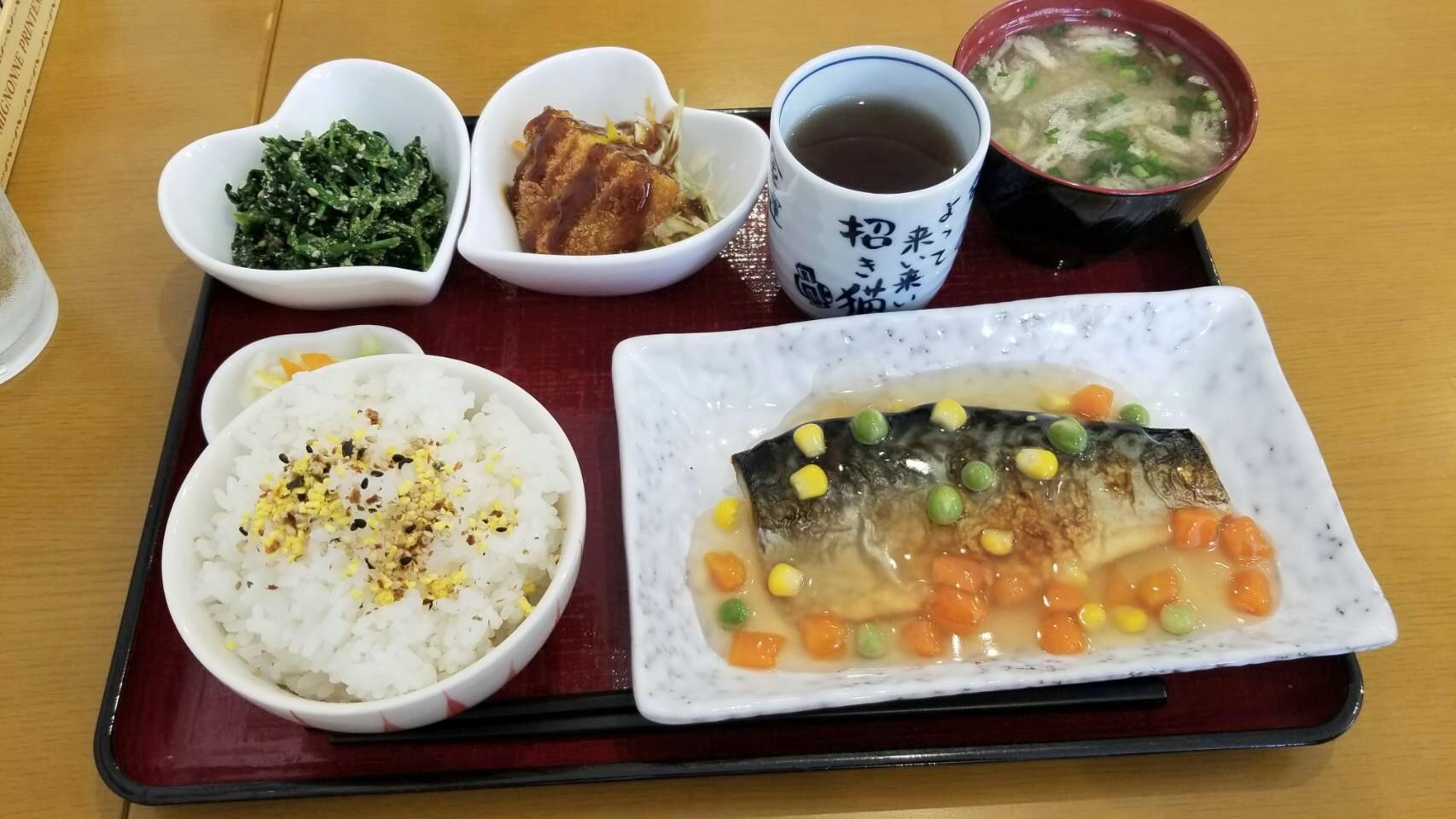 愛媛県松山市喫茶こころおすすめランチグルメおいしい穴場定食屋