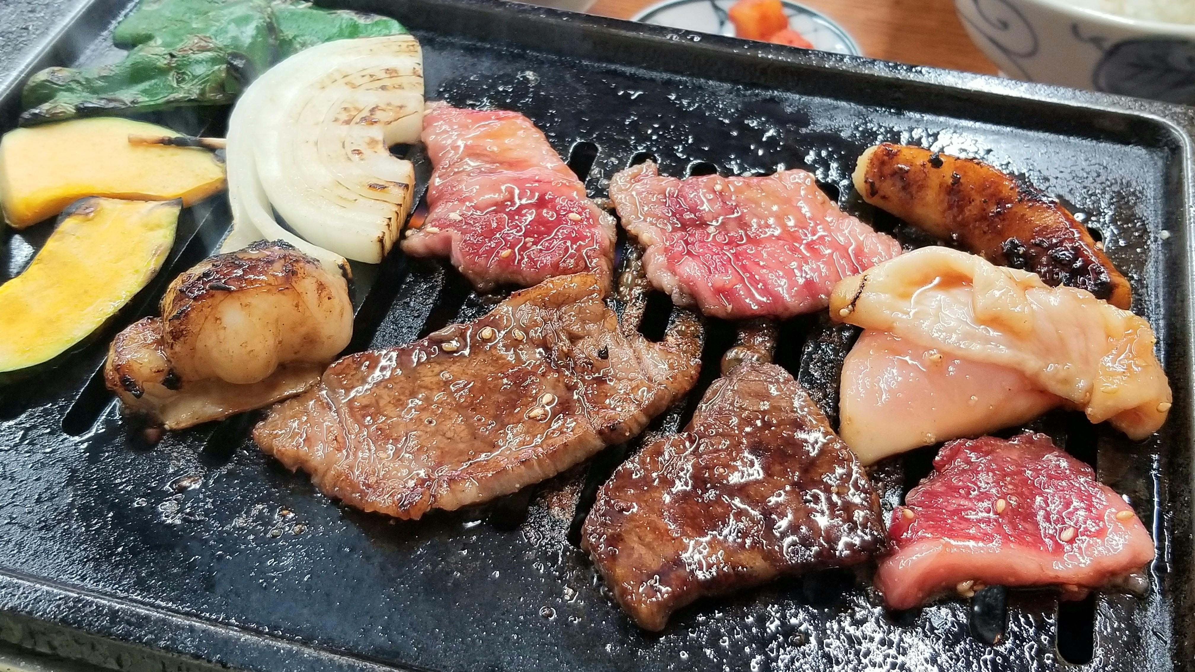 愛媛県松山市焼肉富久重おすすめ人気黒毛和牛コスパ最高おいしい