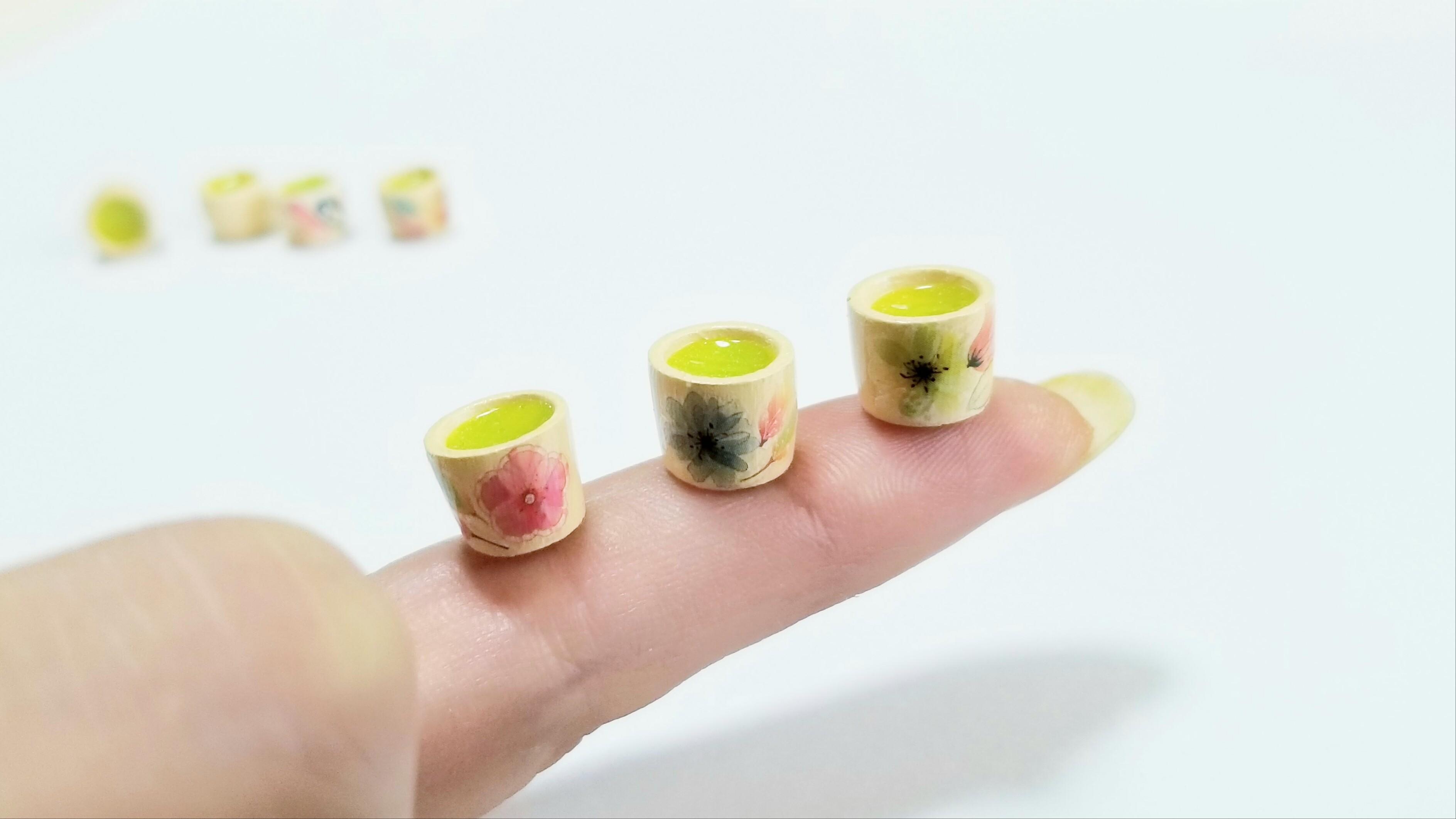 小さい可愛い小物人気おすすめお抹茶菓子美味しいそう綺麗な写真画像