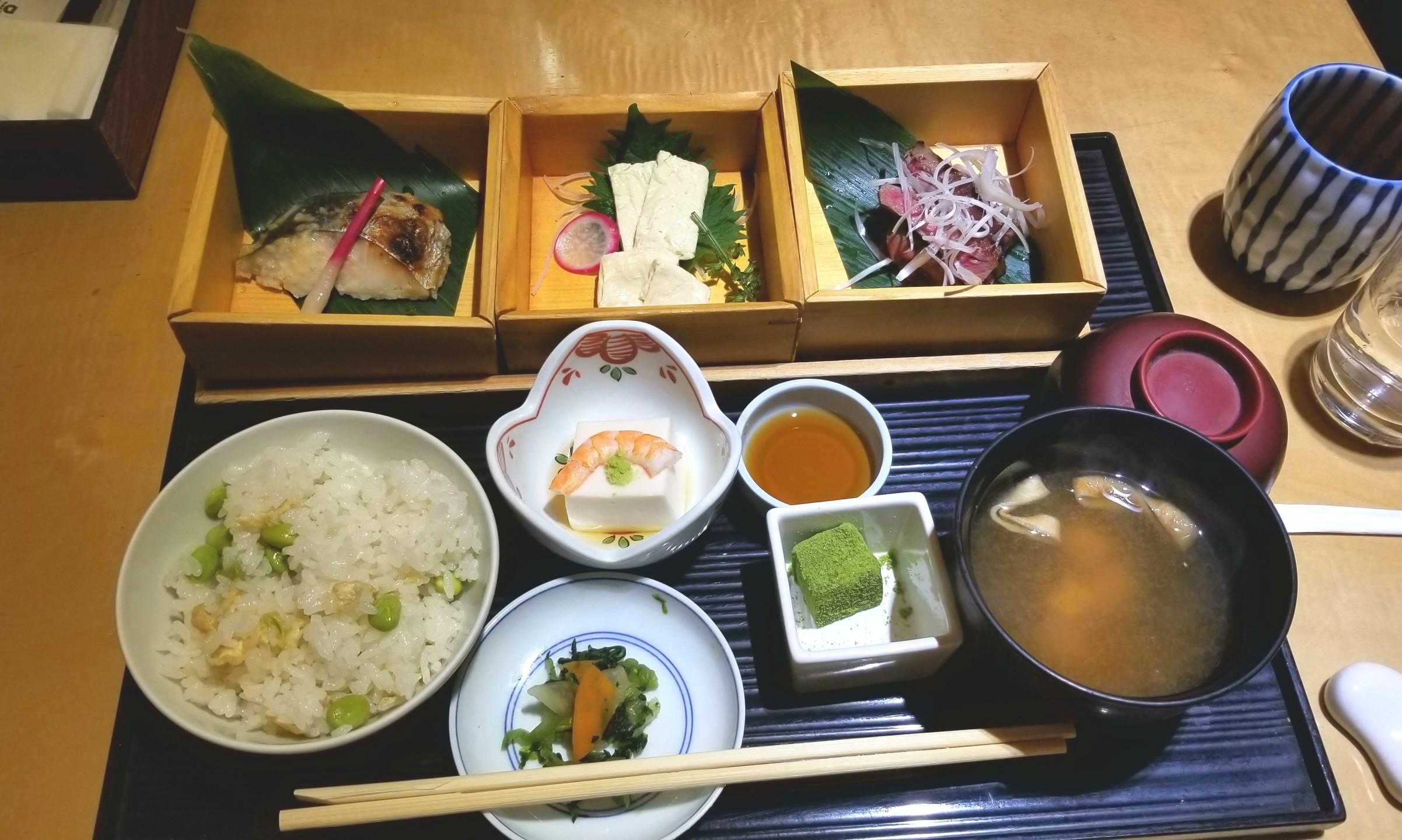 東京, 銀座, 京王百貨店, ランチ, 観光旅行, 昼ご飯