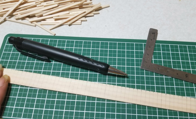 ミニチュア,木工作業,木製トレー,箱,作り方,ヒノキ,桧,ハンドメイド
