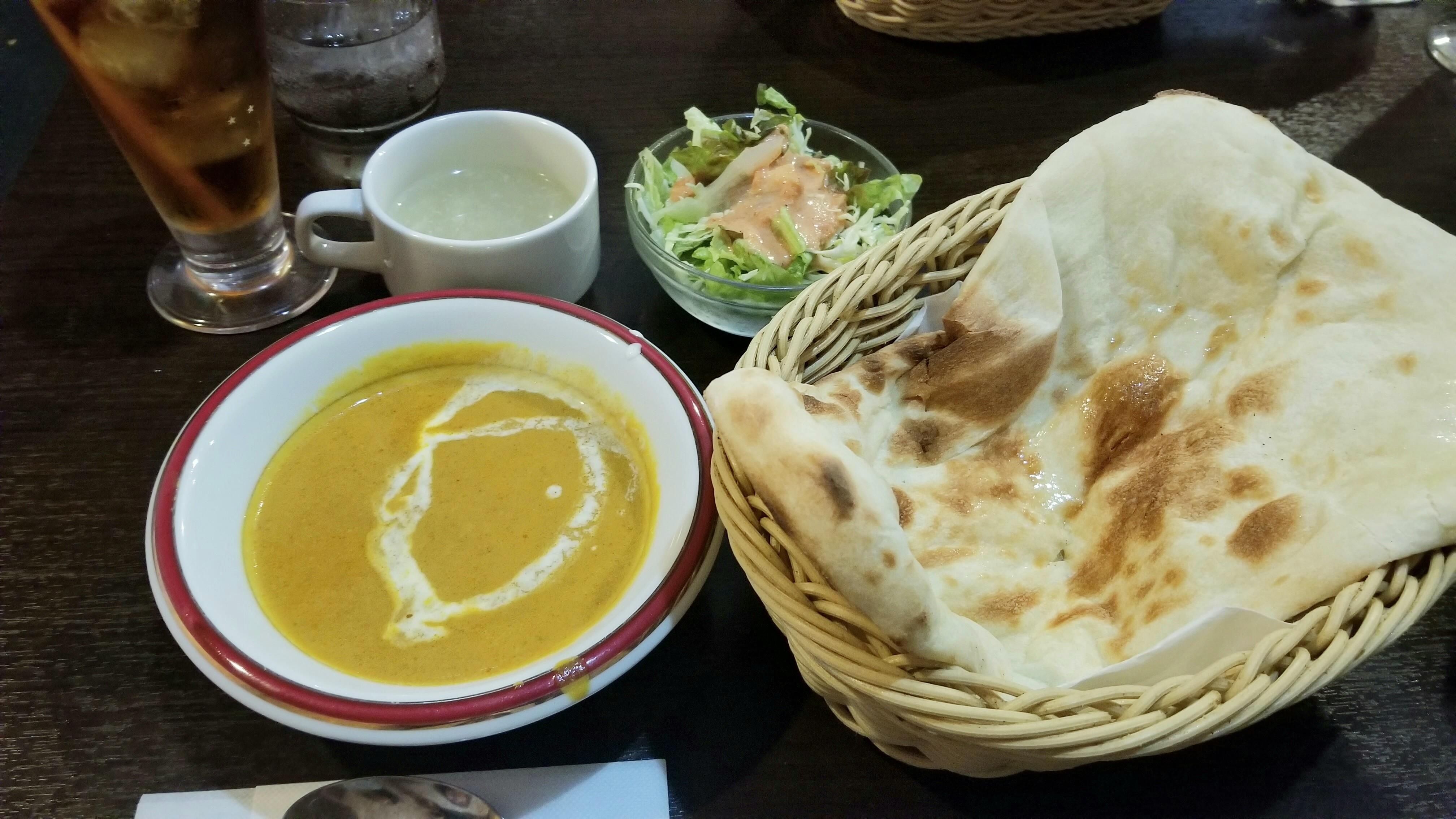 おいしいインドカレーおすすめワンコインランチ愛媛県四国グルメ
