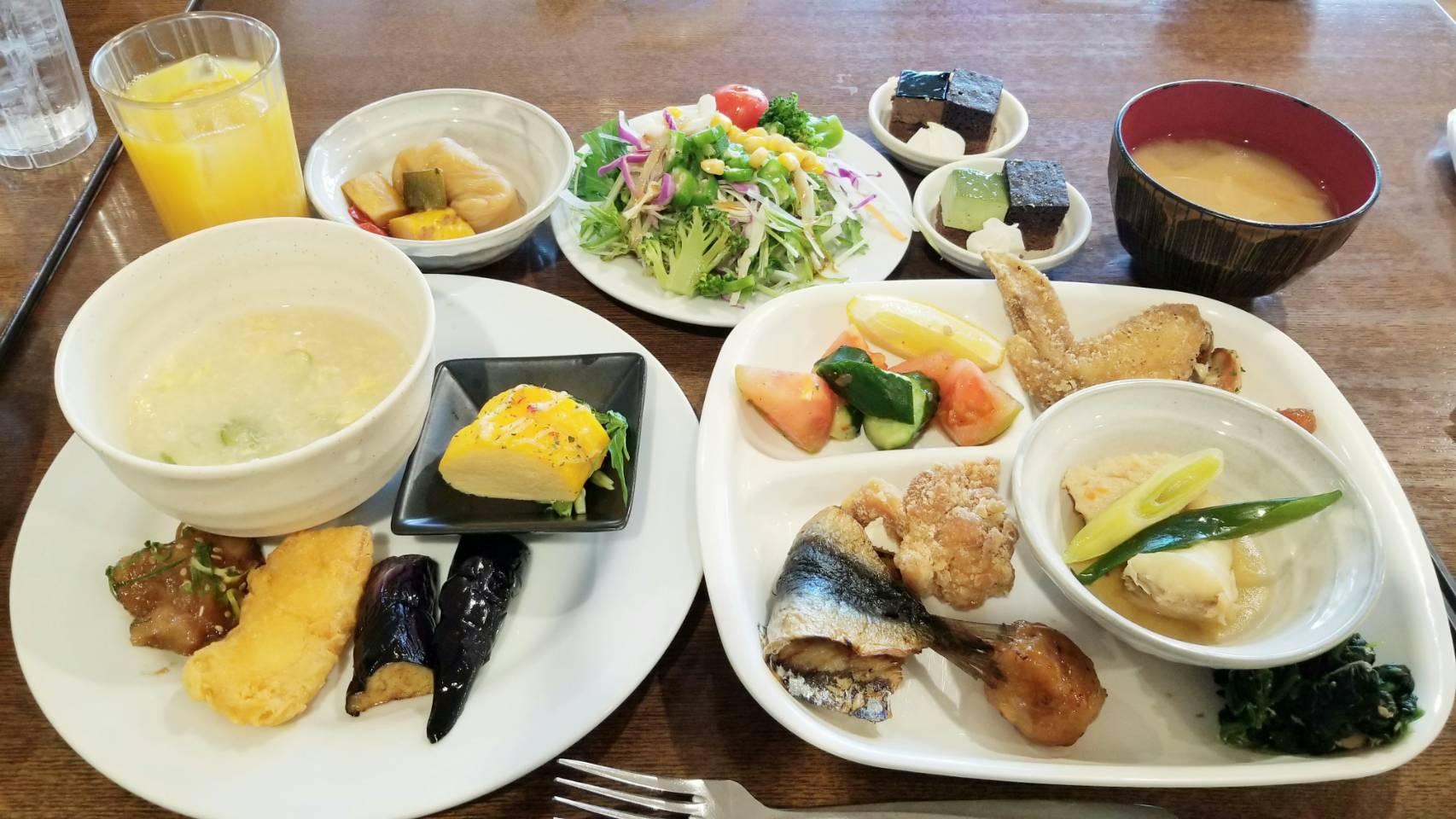 まずいご飯愛媛県松山市鷹ノ子温泉ランチバイキング二度と行かない
