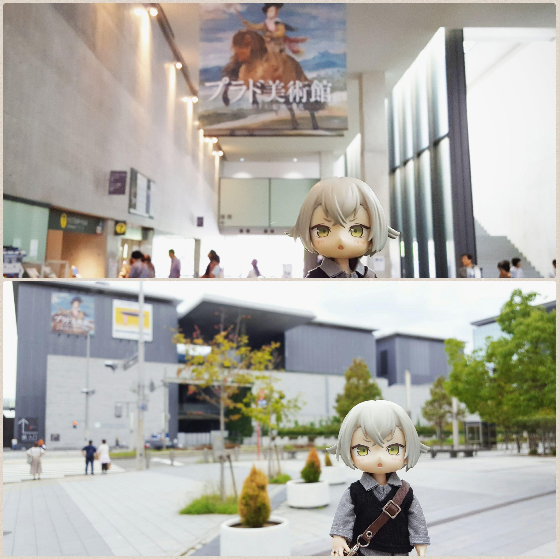 可愛い刀剣乱舞蛍丸,プラド美術館,愉快で楽しいワクワク観光旅行