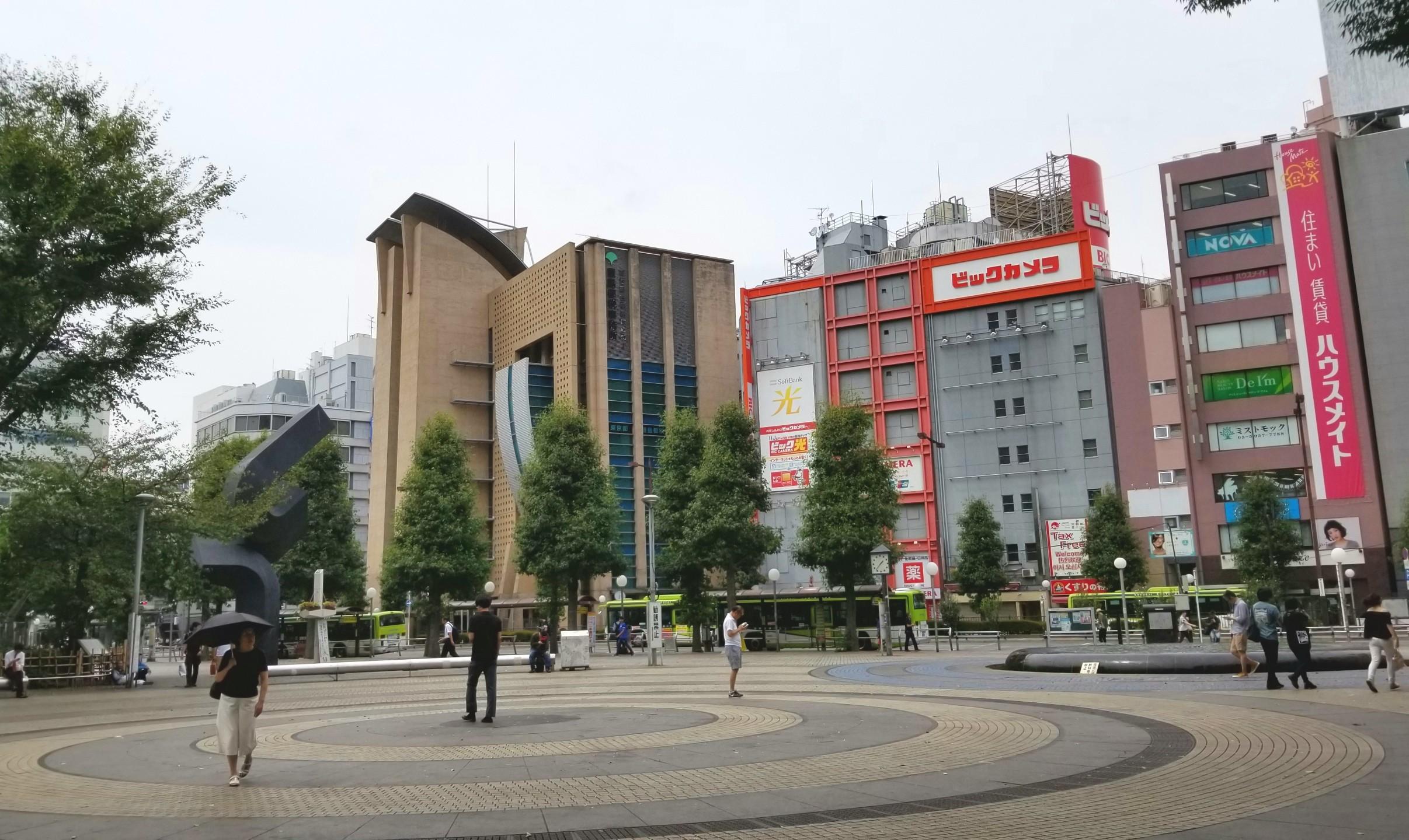 池袋, 東京, 観光旅行