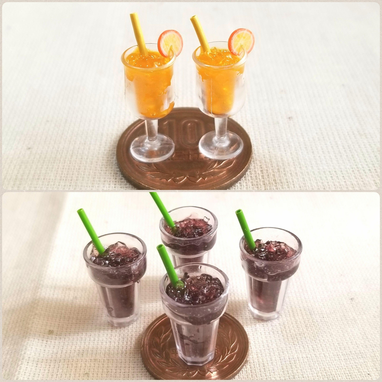 美味しいオレンジジュース,爽やか,冷たいコカコーラ,ミンネで販売中