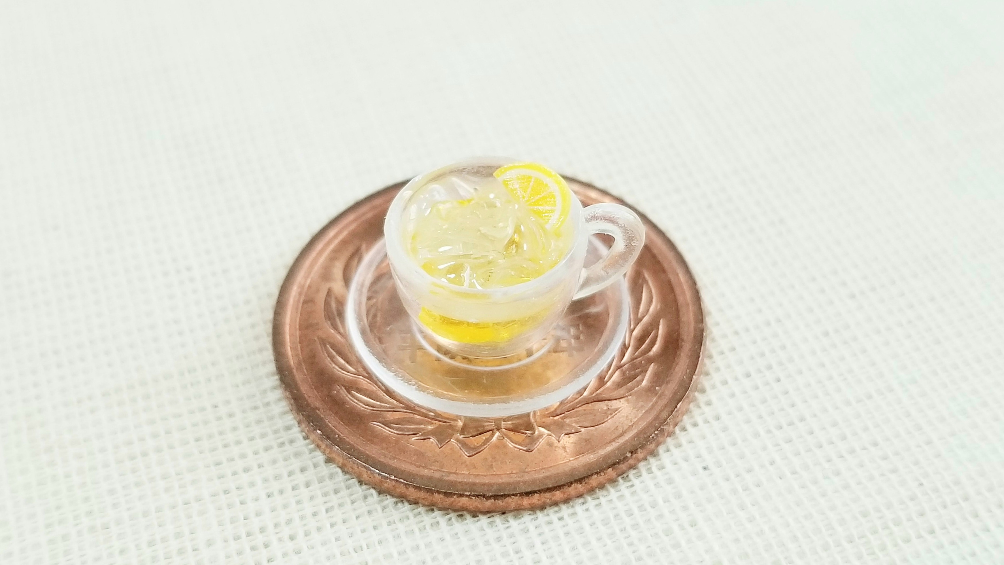 おいしいハニーブッシュレモンアイスティーおしゃれ爽やかな小物