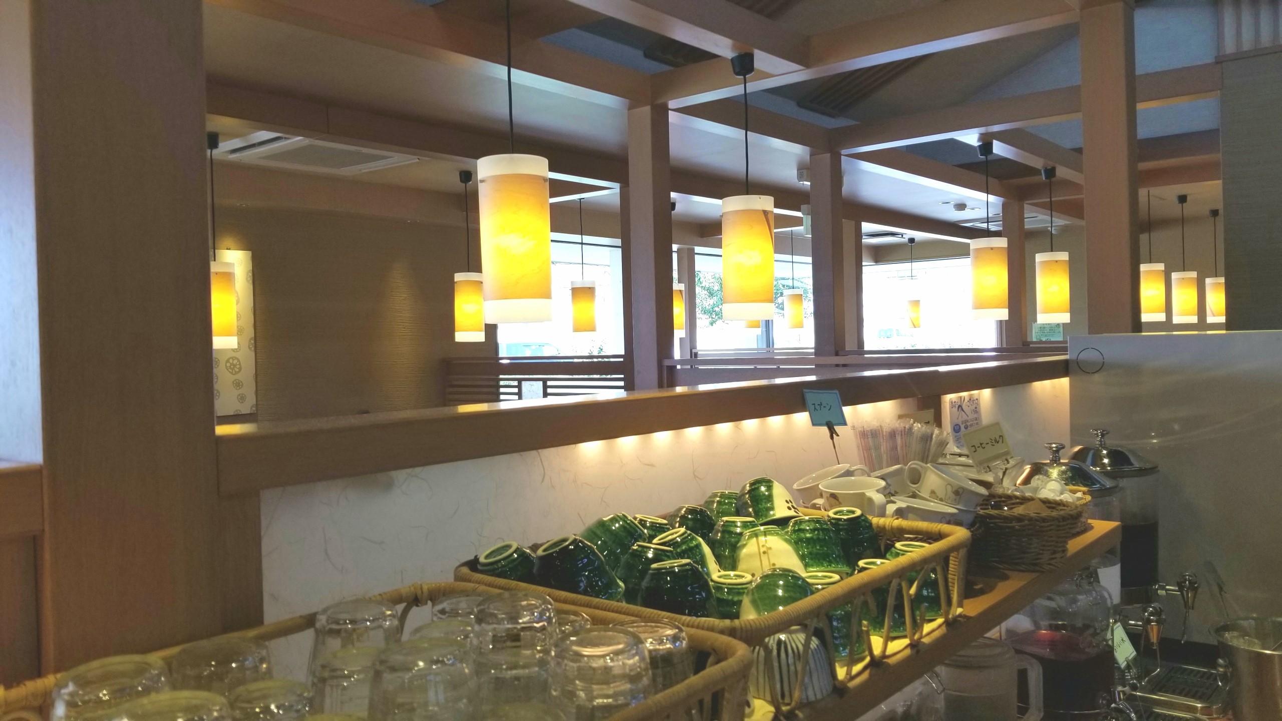 バイキング食べ放題朝食ランチカロリーグルメ和食ダイエットコスパ