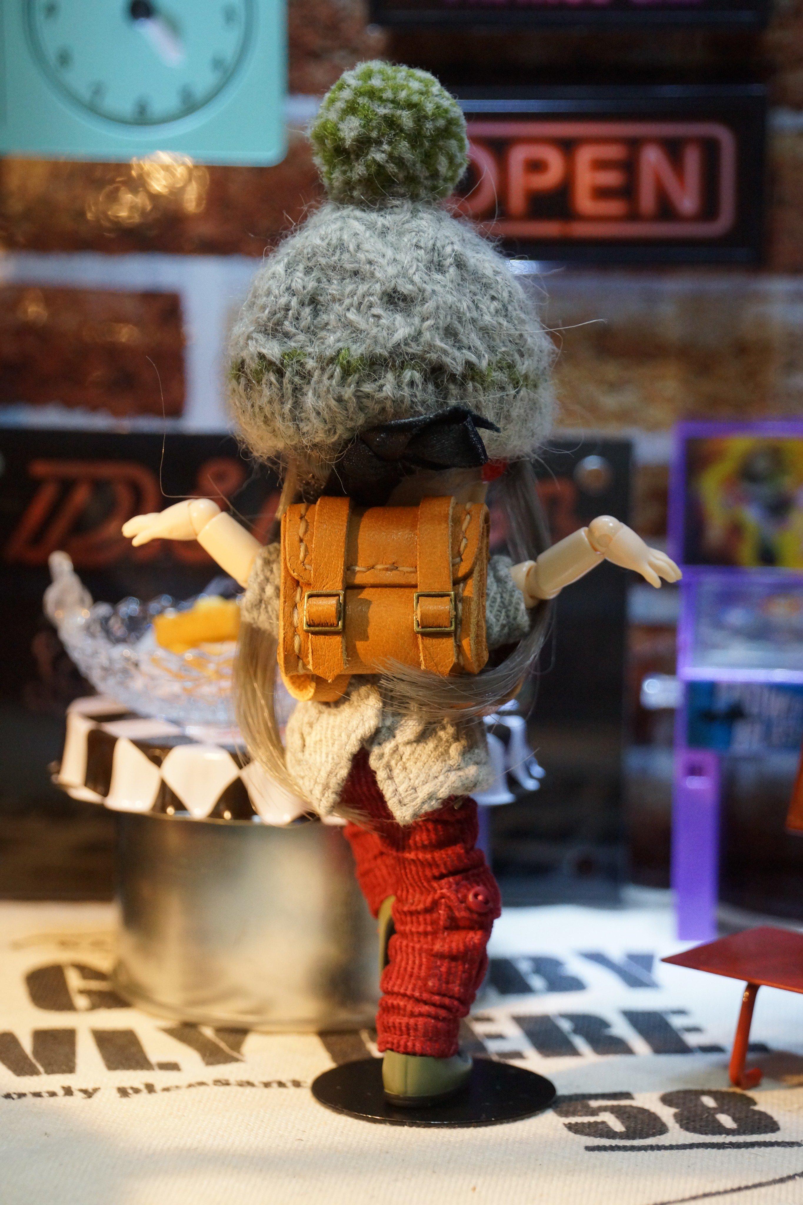 ツイッター,お気に入りバッグ,楪,ミニスウィーツドール,あまむす