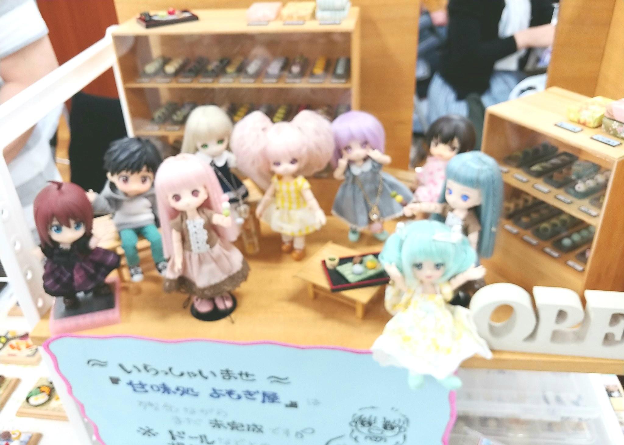アイドールハウス,I・doll,参加します,福岡,名古屋,ミニチュアフード