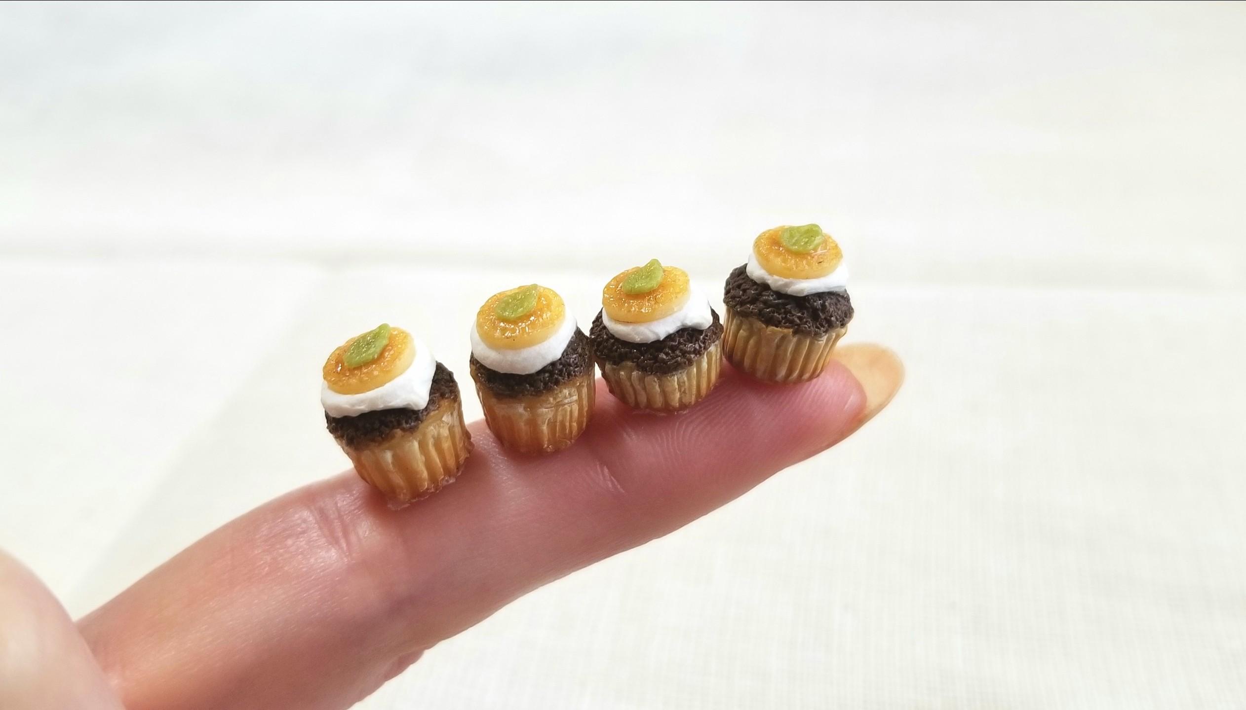 カップケーキ,クッキー,ミニチュアフード,ブライス,ねんどろいど