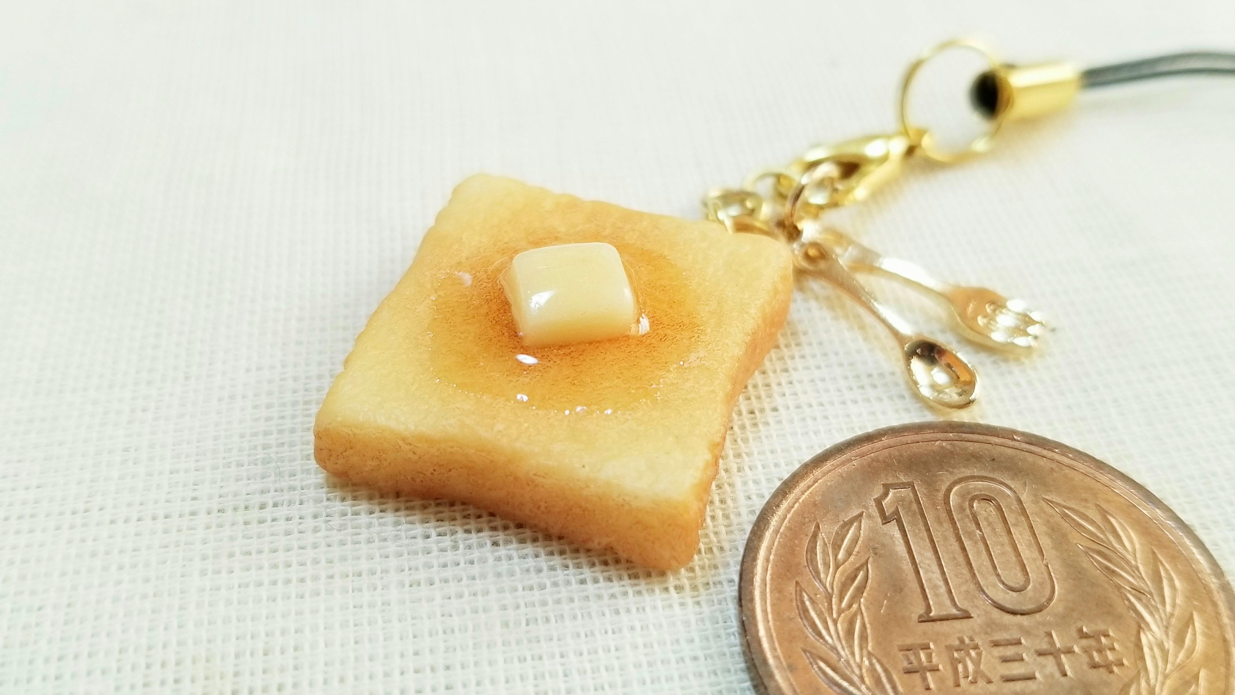 ミニチュアフード樹脂粘土食パントーストかわいい小物人気おすすめ